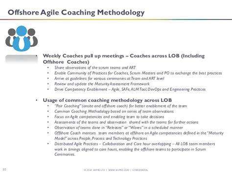 challenges of an offshore agile coach in a large scale