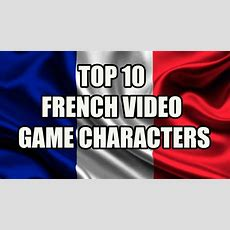 Top 10 French Video Game Characters