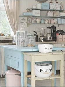 13 ideas para poner una isla en la cocina tienda online With kitchen colors with white cabinets with homemade candle holder