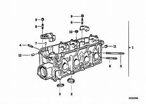 Original Parts For E30 318i M40 2 Doors    Engine   Cylinder