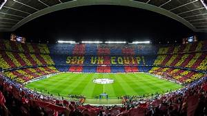Camp Nou Stadium Wallpaper Download Free PixelsTalk Net