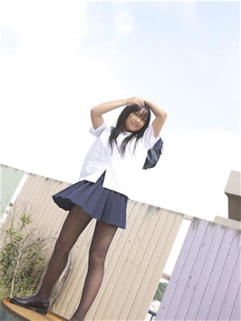 cute japanese  asian school girls sara enami