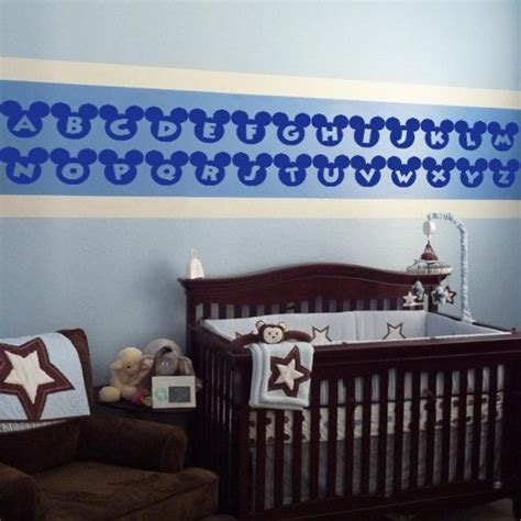 wall decals canada wall stickers alphabet mickey mouse