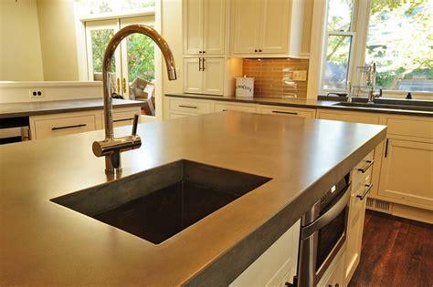 comptoir ilot cuisine comptoir de cuisine de cuisine avec ajout dulot et