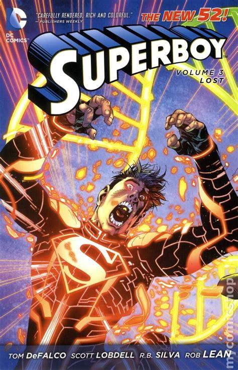 Superboy Tpb 2012 2015 Dc Comics The New 52 Comic Books