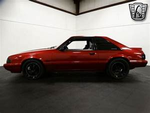 1993 Ford Mustang LX Red used for sale - Used Cars for Sale