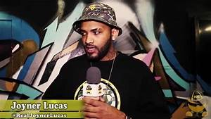 Joyner Lucas: His Next Album, Performing For Sway, Being ...