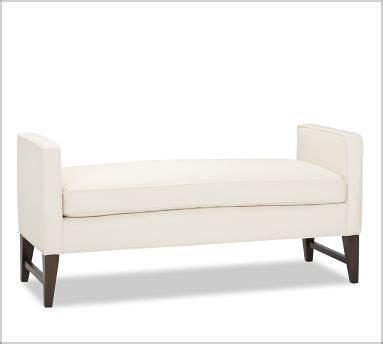 Pottery Barn Settee by Cococozy Find A Settee Knocking A Classic The