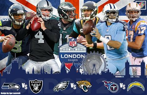 london nfl games announced