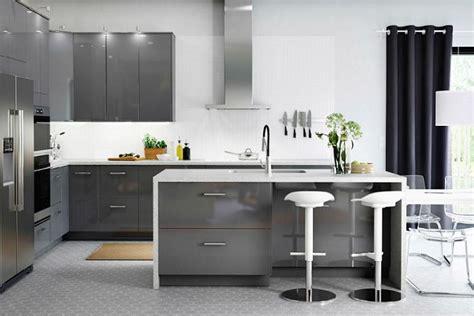 cocinas  isla modernas ikea mueblesueco