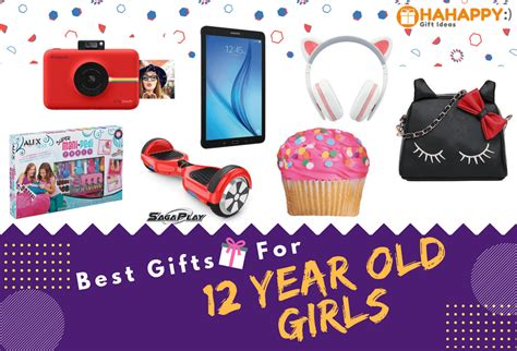 Gift Ideas For 12 Year Old Girl