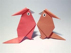 Favorit Tiere Aus Papier Falten. tiere aus papier basteln fische falten NB87