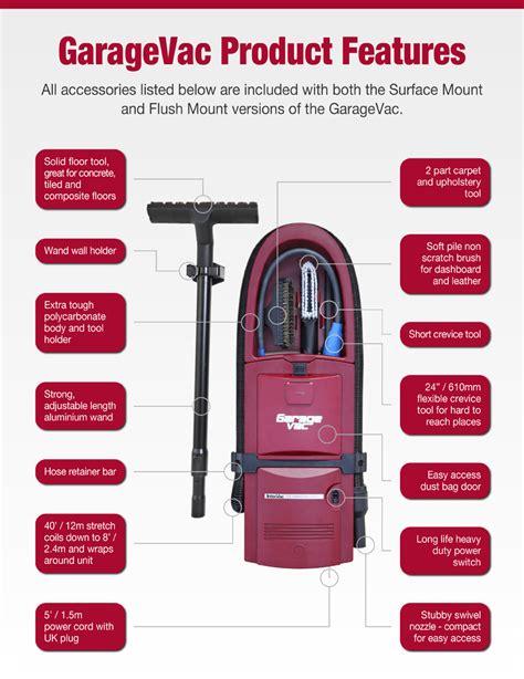 32039 garage vacuum system best car vacuum garagevac