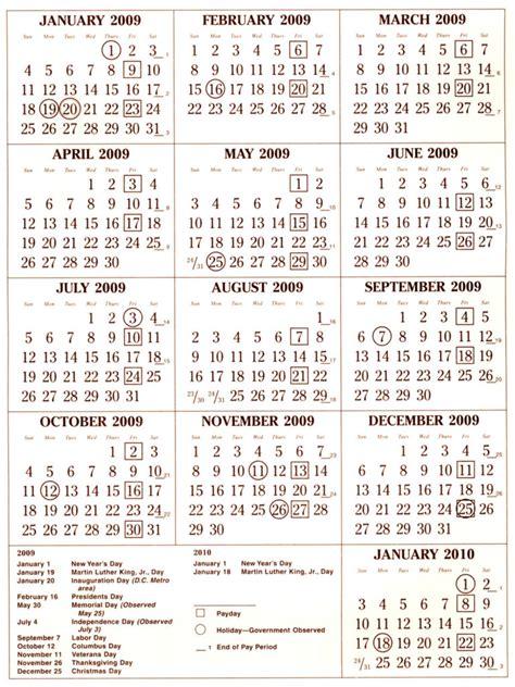 payroll calendar  hhs payroll calendar