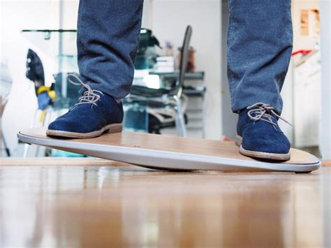 standing desk balance board the level is a balance board for standing desks and it 39 s