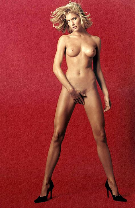 Tricia Helfer Nude Photos Collection Scandal Planet