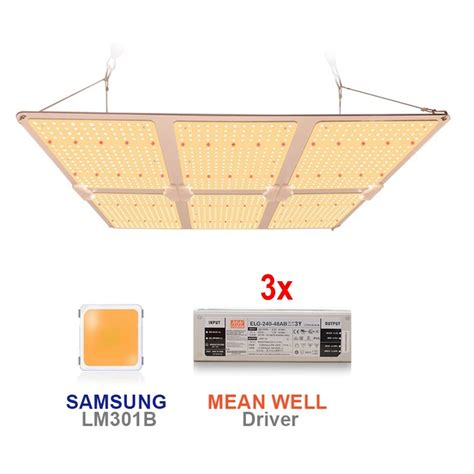 However, quantum board grow lights are quite different from what you are envisioning right now. 660 Watt Quantum Board LED Grow Light - Big Time Gardens