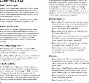 Irhythm Technologies At18g Zio At Gateway User Manual 3