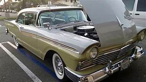 57 Ford Fairlane 500 For Sale