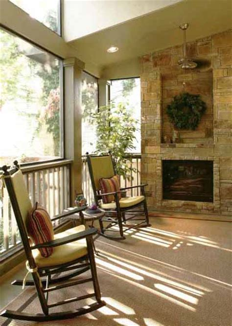ideas  home decorating  rocking chairs