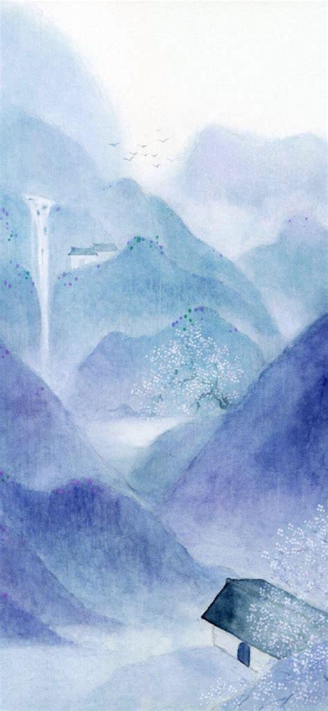 15张古风手机壁纸图集,好美意境的古风图片- 中国风