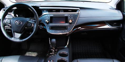 Avalon 2013 Interior by 2013 Toyota Avalon Limited The Automotive Review