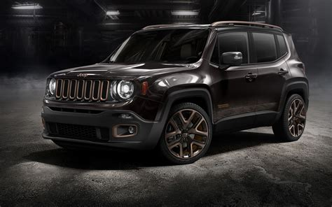 new jeep renegade black 2014 jeep renegade zi you xia concept wallpaper hd car