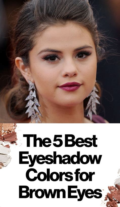 makeup colors  brown eyes glamour