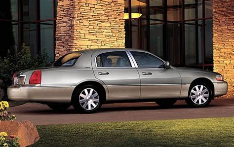 Lincoln Town Car Ground Clearance Specs View