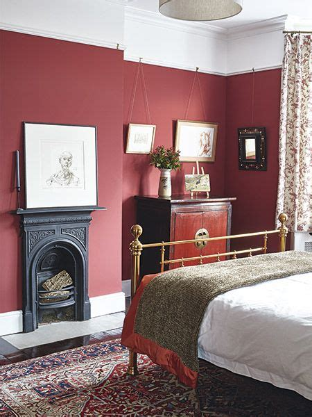 25+ Great Ideas About Red Walls On Pinterest  Red Bedroom