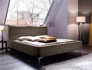 Kolonial Bett 160x200 : polsterbett cloude bett 160x200 cm stoffbezug cappuccino ~ Michelbontemps.com Haus und Dekorationen