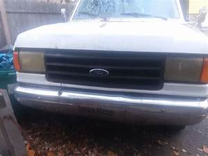 1988 Ford F350 7 3 Idi 5 Speed Diesel Stake Body  Flatbed