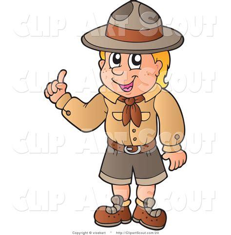 clipart scout boy scouts