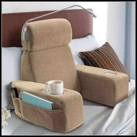 bed chair pillow bed chair pillow backrest bedroom home design ideas