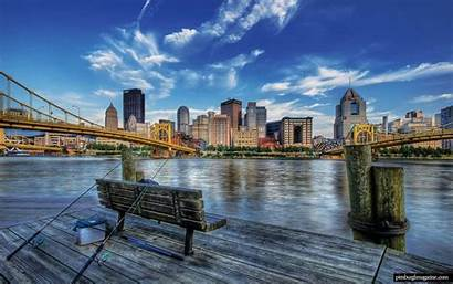 Pittsburgh Skyline Wallpapers Desktop Pa Sunday Backgrounds