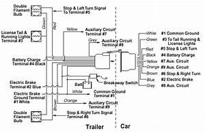 Trailer Light Wiring Diagram 4 Wire