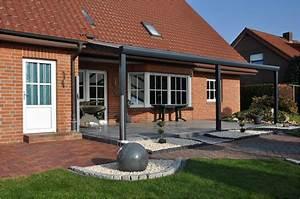 Terrassenüberdachung Aus Aluminium : elegant terrassendach alu glas haus design ideen ~ Whattoseeinmadrid.com Haus und Dekorationen