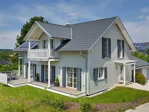 Modernes Landhaus Bauen : modernes landhaus von baufritz ~ Bigdaddyawards.com Haus und Dekorationen
