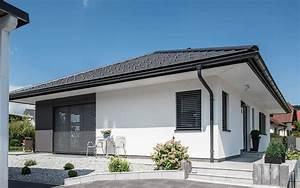 Fertighaus Bungalow Modern : bungalow modern mit doppelgarage fertighaus das fertigteilhaus f r barrierefreies wohnen 32 und ~ Sanjose-hotels-ca.com Haus und Dekorationen