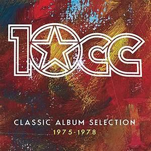 10cc CD Covers