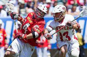 Maryland falls one win short of men's lacrosse tourney ...
