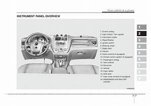 2008 Kia Sportage Owners Manual