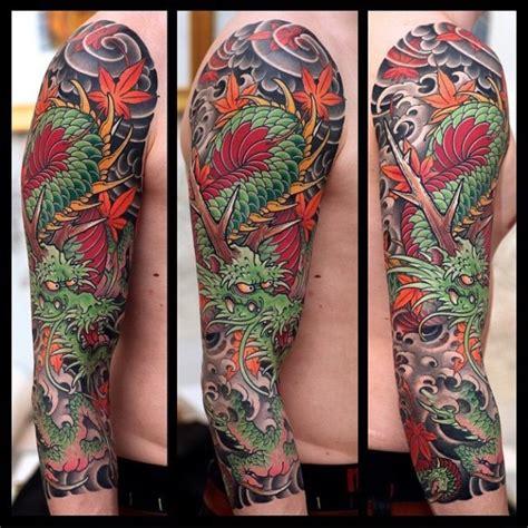 japanese sleeve tattoos tattoofanblog