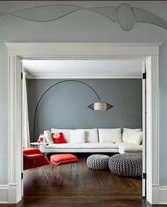 Wohnzimmer Accessoires Bringen Leben Ins Zimmer : wandfarbe graut ne im einklang mit der mode bleiben ~ Lizthompson.info Haus und Dekorationen