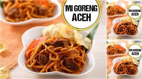 200 gram daging kambing (bisa di ganti dengan daging sapi). Resep Mie Goreng Aceh Kombinasi Daging Kambing Lebih Maknyuss