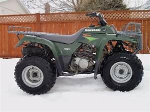 For Sale 2000 Kawasaki 220 Bayou Atv