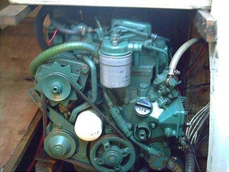 motor volvo penta  cv  hand  inautia