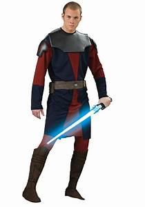 Star Wars Kostüm Herren : neu star wars anakin skywalker kost m fasching karneval herren ebay ~ Frokenaadalensverden.com Haus und Dekorationen