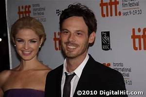 Whitney Able and Scoot McNairy at The Town premiere | 35th ...