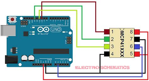 Learn Use Digital Potentiometers